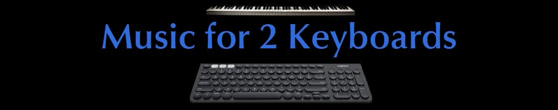 Music for 2 Keyboards